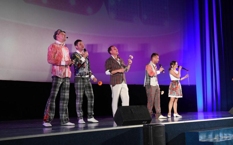 В Смоленске впервые состоятся игры Международной телевизионной лиги КВН
