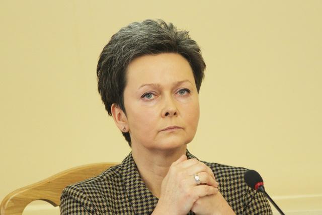 Виктория Маркова была избрана председателем Смоленского городского Совета