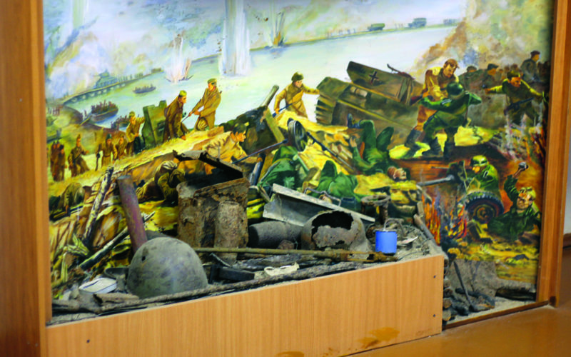 В Смоленском автотранспортном колледже к вопросу патриотического воспитания подходят творчески