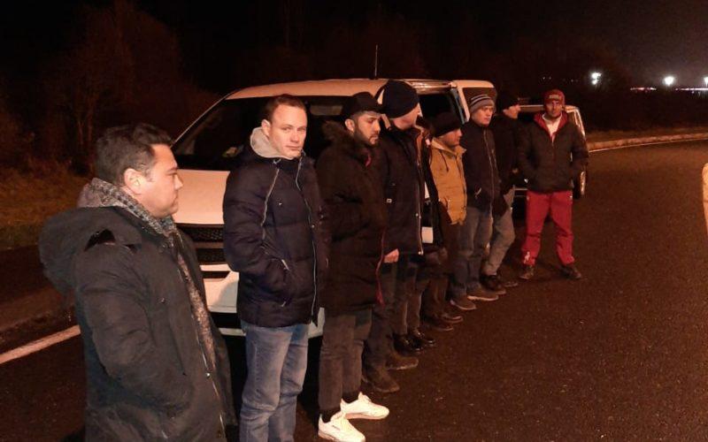 126 иностранцев пытались незаконно пересечь границу в Смоленской области