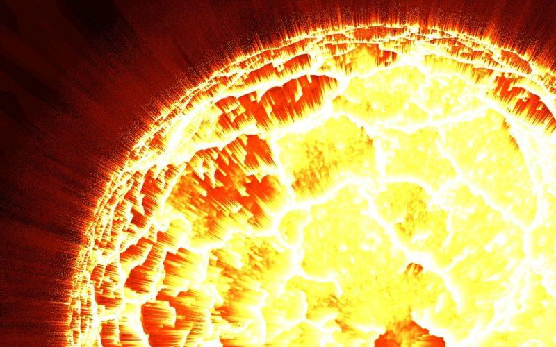 30 ноября произошла самая мощная за последние 3 года вспышка на Солнце