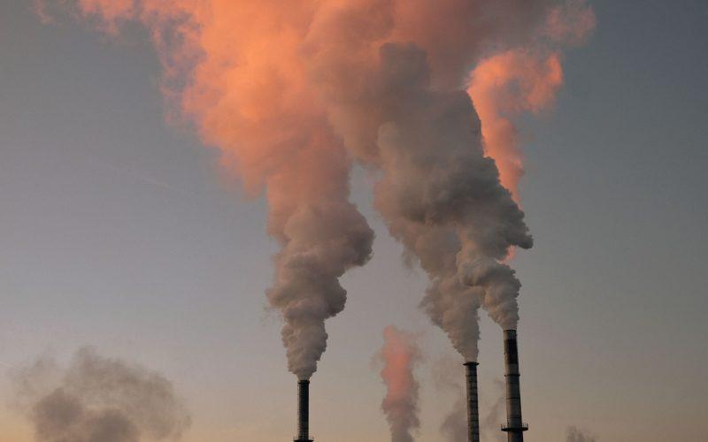 В России загрязнение воздуха достигло максимума за 16 лет