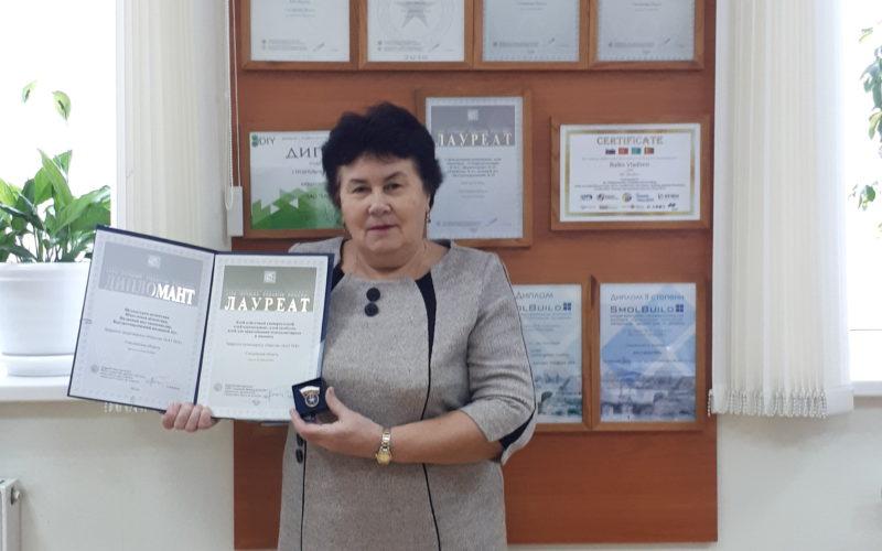 ЗАО «БАУТЕК» — традиционно среди ста лучших товаров России