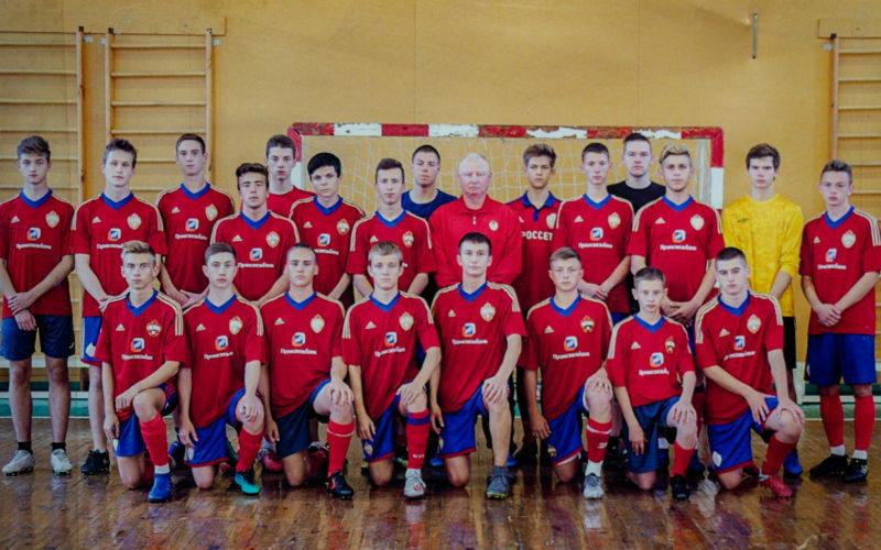В Смоленске любят футбол