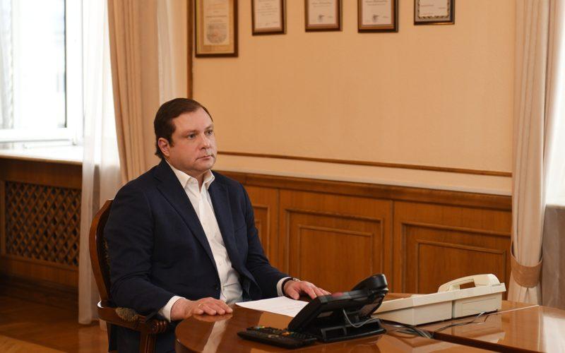 Состоялась традиционная ежегодная пресс-конференция губернатора Смоленской области