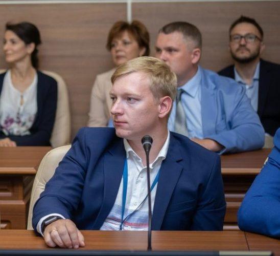 Директором туристско-информационного центра Смоленской области назначен Дмитрий Василенко