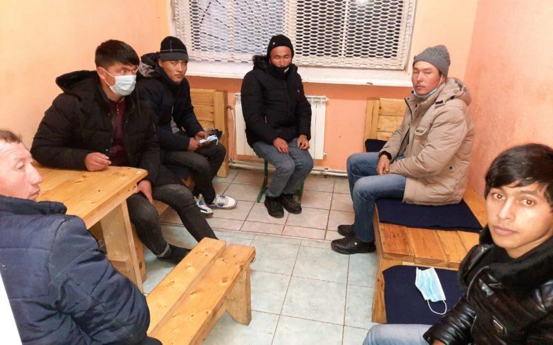 Смоленские пограничники за сутки задержали 39 нарушителей Государственной границы