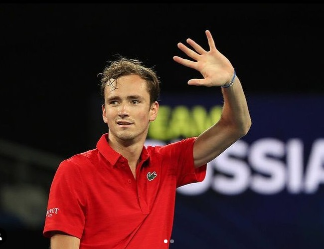 Даниил Медведев стал первым за 16 лет россиянином, который вышел в финал Australian Open