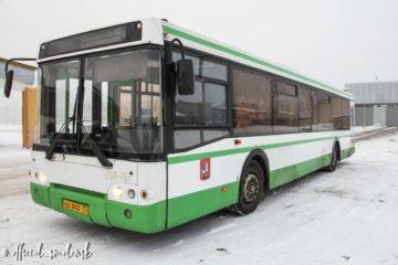 В Смоленске до конца февраля на маршруты выйдут 20 новых автобусов