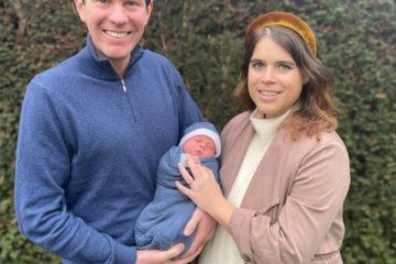 Первое фото новорожденного Августа показала Британская королевская семья в Instagram