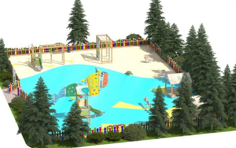 В Смоленске появится игровая площадка, ориентированная на особенных детей