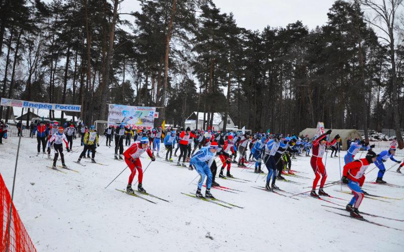 21 февраля в Смоленской области состоится «Лыжня России-2021»