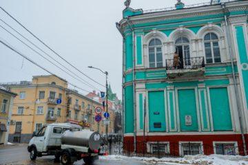 В Смоленске вновь выставили на продажу уникальный памятник архитектуры «Дом книги»