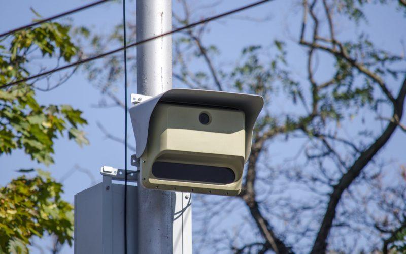 Стало известно, где в Смоленске и области установили новые камеры с видеофиксацией нарушений ПДД