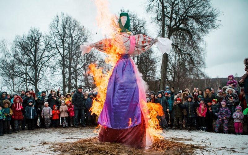 14 марта смолян приглашают во фленовский «Теремок» на масленичные гуляния