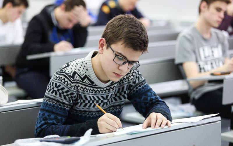В Смоленской области подвели итоги местного этапа Всероссийской олимпиады школьников