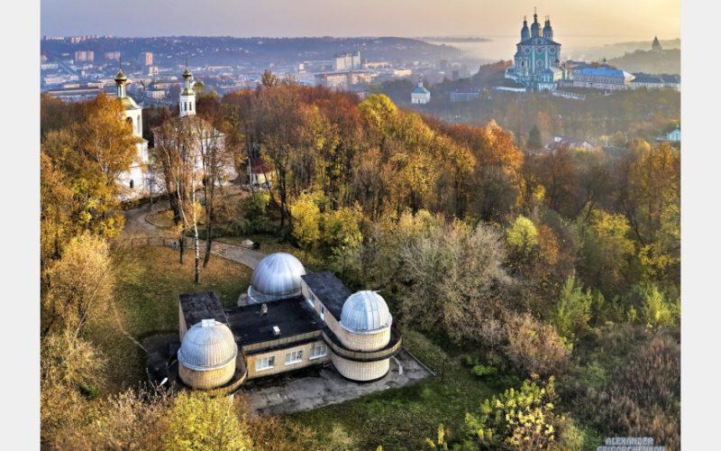 Планетарий в Смоленске теперь будет носить имя Юрия Гагарина