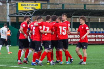 Смоленские футболисты победили в важном матче в гостях во Владимире