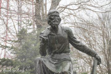 В Смоленске помоют все памятники