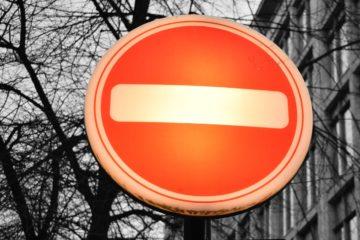 В центре Смоленска на полгода частично перекроют движение на трех улицах