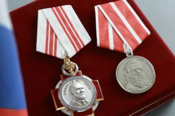 5 смоленских медиков награждены высокими наградами за самоотверженный труд в период пандемии