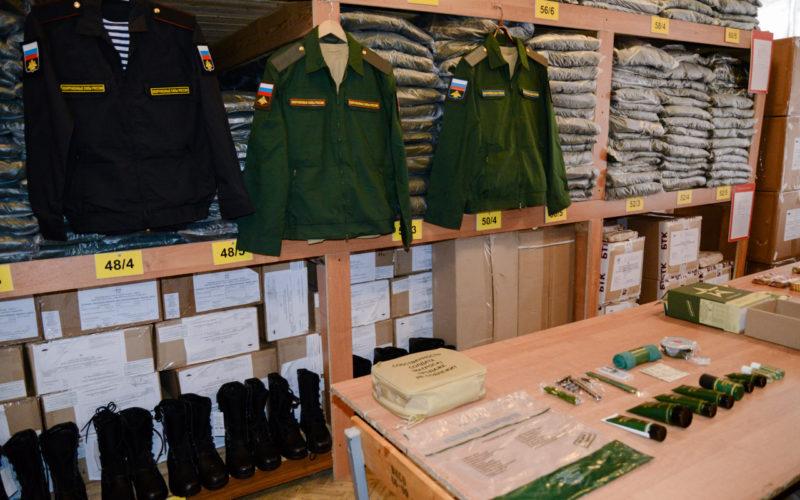 В Смоленской области начался весенний призыв на военную службу