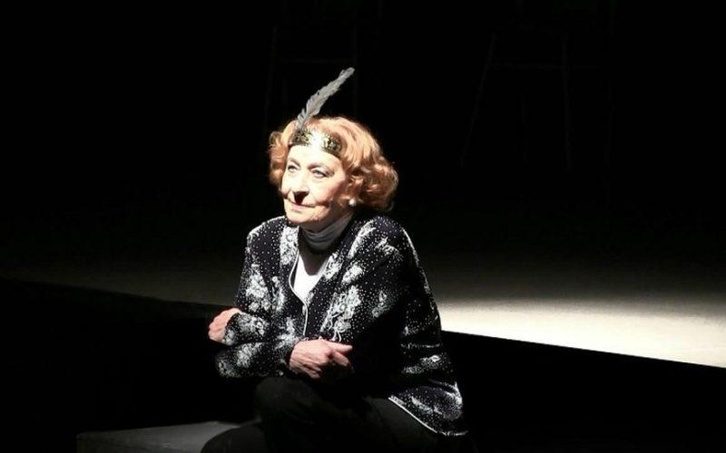 Прощание с народной артисткой РФ Людмилой Сичкаревой состоится 27 апреля в театре
