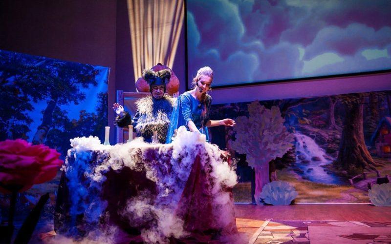 8 мая в кинотеатре «СОВРЕМЕННИК» состоится музыкальный спектакль «Тайна заколдованных игрушек»