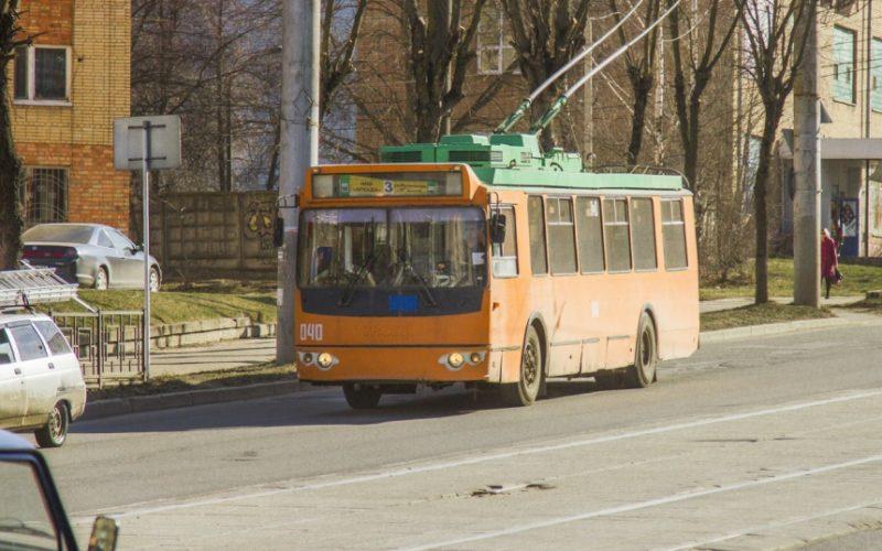 Смоленск отмечает 30 лет со дня запуска первого в городе троллейбуса