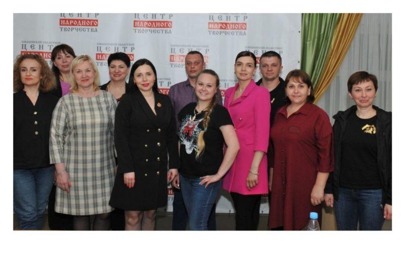 В Смоленске проходит 13-й Международный фестиваль художественного творчества соотечественников «С Россией в сердце»