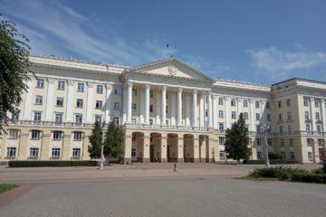В Смоленске капитально отремонтируют площадь Ленина и прилегающие к ней улицы