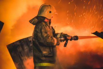 1 645 пожаров зарегистрировано с начала года в Смоленской области, в них погибли 32 человека
