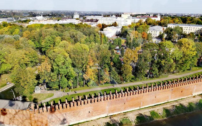 В башне «Моховая» откроют экспозицию музея «Смоленская крепость»