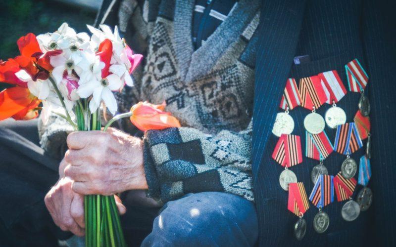 ООО Типография «Флексоград» поздравляет с 76 годовщиной Победы в Великой Отечественной войне