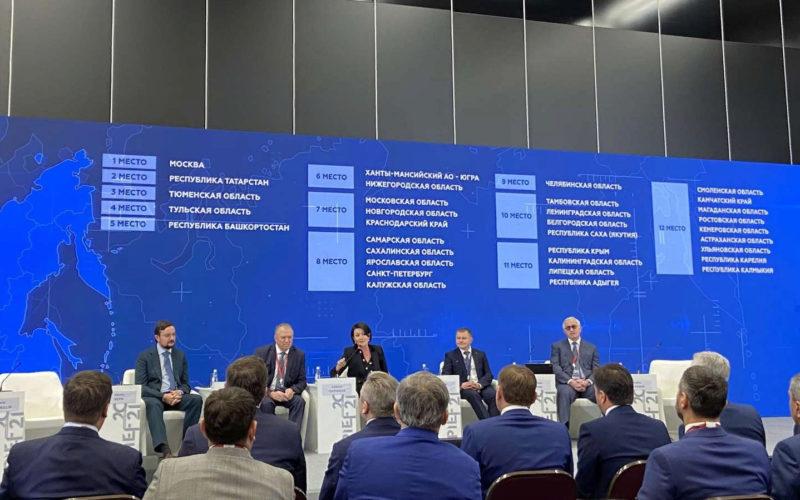 Смоленская область заняла рекордное для себя место в нацрейтинге инвестиционного климата регионов России