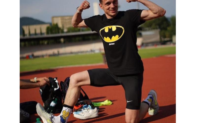 Смоленский легкоатлет взял на Чемпионате России серебро