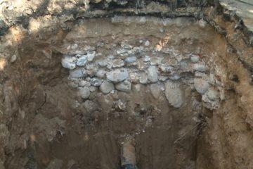 Коммунальные раскопки в центре Смоленска привели к археологическому открытию