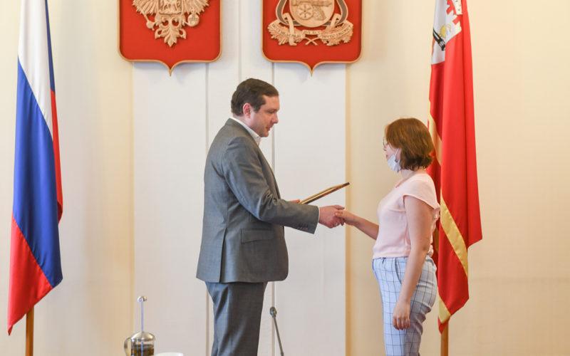 В Смоленской области определены победители областного конкурса молодежных проектов