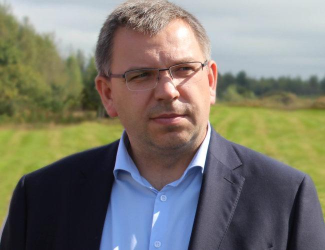 Начальник Департамента Смоленской области по сельскому хозяйству и продовольствию поздравляем смолян с Днём российского фермера