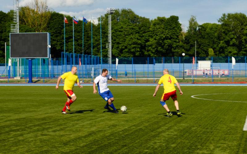В Смоленске состоялся чемпионат по мини-футболу, посвященный юбилею прокуратуры