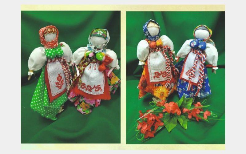 В Смоленске определены победители открытого городского конкурса фольклорной куклы и игрушки