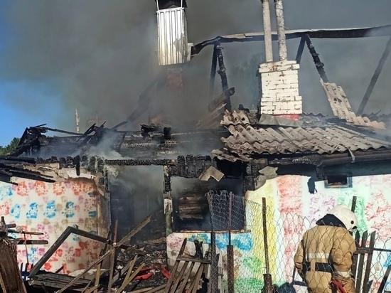 Страшный пожар в Починке унес жизни шестерых людей, среди которых есть дети