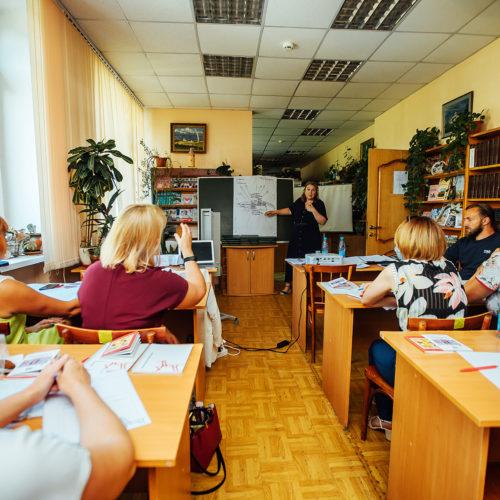 В Смоленске встретились педагоги дошкольного и среднего профобразования и сотрудники Института воспитания РАО