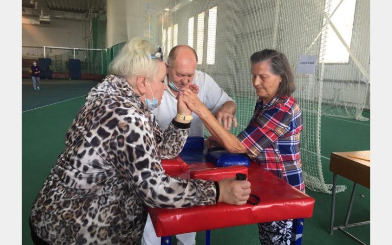 В Смоленске прошли соревнования для людей с ограниченными возможностями здоровья