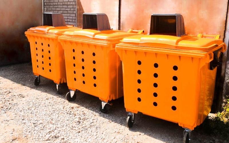 В 2021 году в Смоленской области установят еще 150 контейнеров для сбора пластика