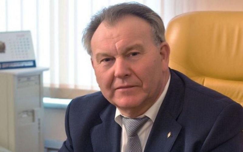 Новым почётным гражданином Смоленска стал Николай Антонов