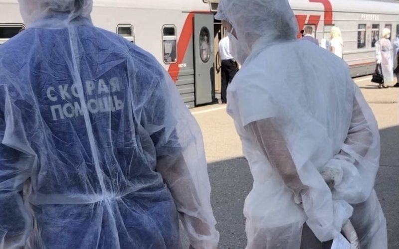 В Смоленск вернулись из Анапы более 80 детей, более 50 из которых — с признаками тяжелой инфекции