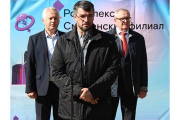 В Смоленской области заработала первая базовая станция мобильной связи «Ростелекома» по проекту УЦН 2.0