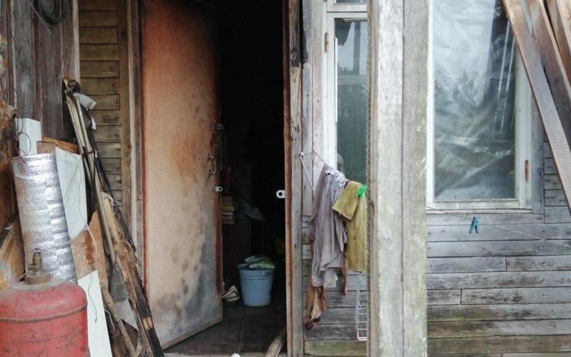 Во время пожара в квартире в Десногорске погиб человек