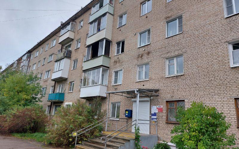 В Сафоново в горящей квартире погибла 81-летняя женщина